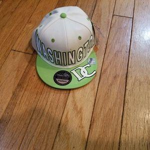 WASHINGTON DC SNAPBACK CAP HAT BY OLD GLORY